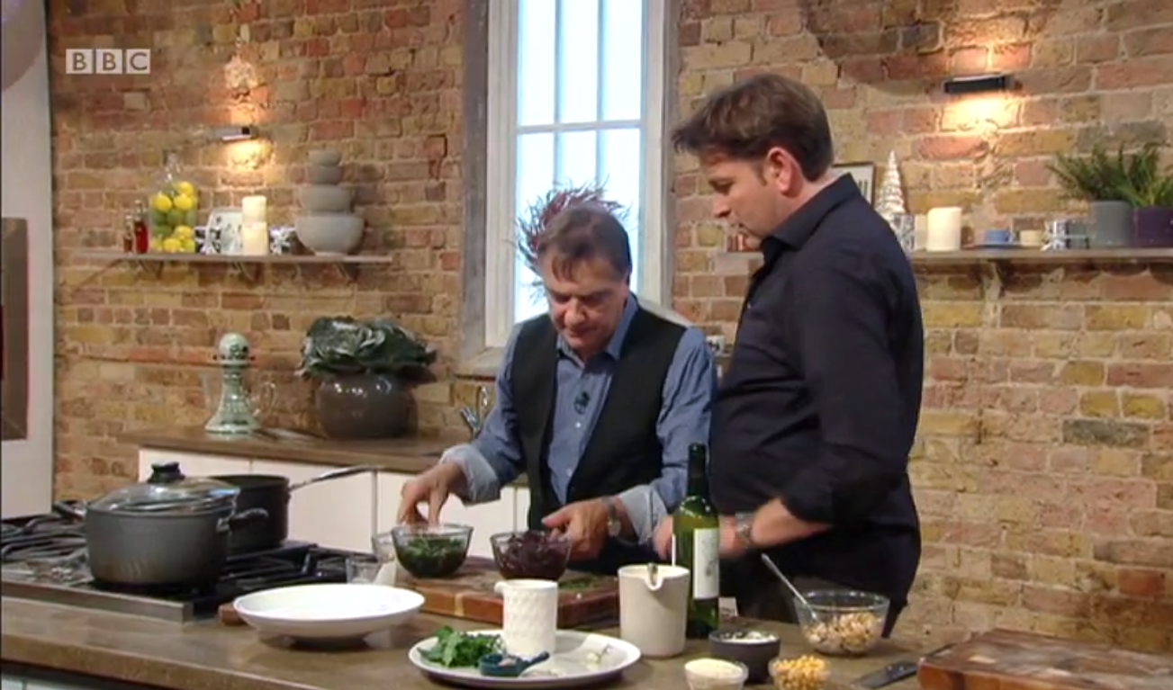 Our fresh seaweed, as featured on Saturday Kitchen