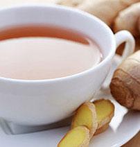 Honeyed Kelp & Ginger tea