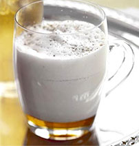 honeyed carrageen milk