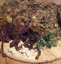 Seaweed Nut Roast